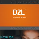 Desire2Learn Cloud Based Learning Solutions