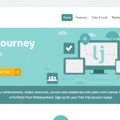 Learner Journey e-Portfolio and Social Network