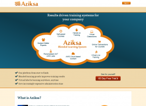Aziksa Blended Learning System