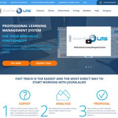 JoomlaLMS Learning Management System
