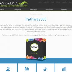 Pathway360 Online Training Software